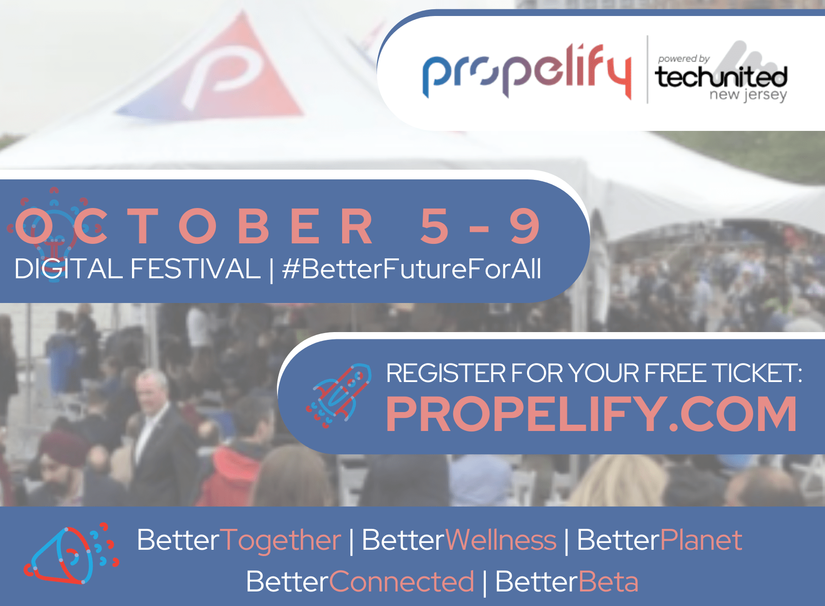Propelify Festival Unites Thinkers Virtually This Fall