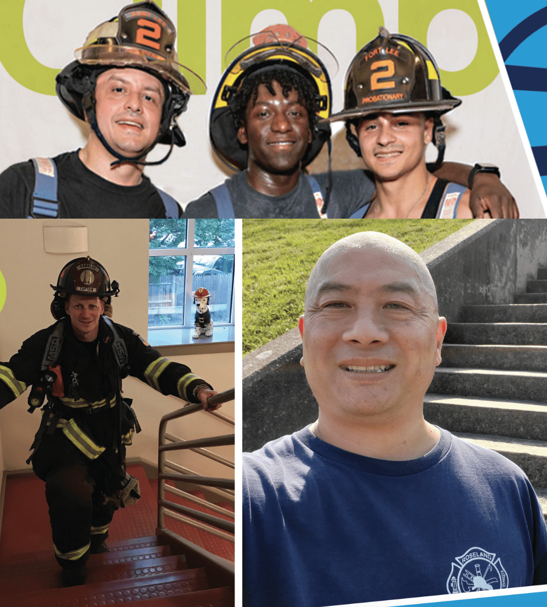 NJ Firefighters Featured in Fundraising Calendar