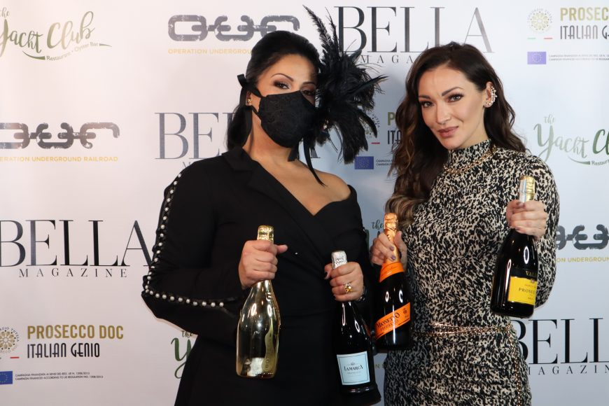 BELLA Magazine's 2020 Fall Fashion Issue Cover Party