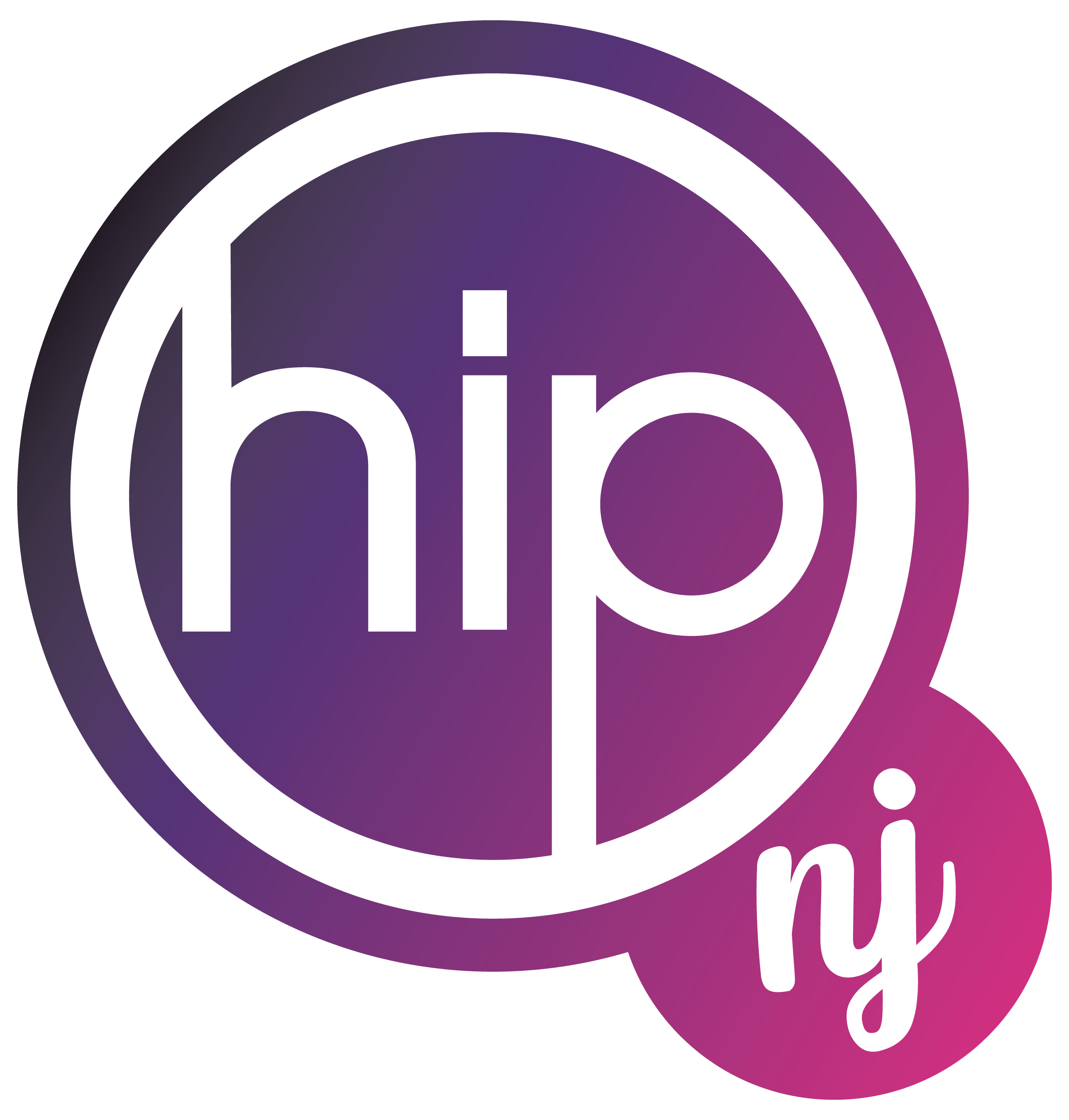 Hip New Jersey:  Our New Look, Logo and More!