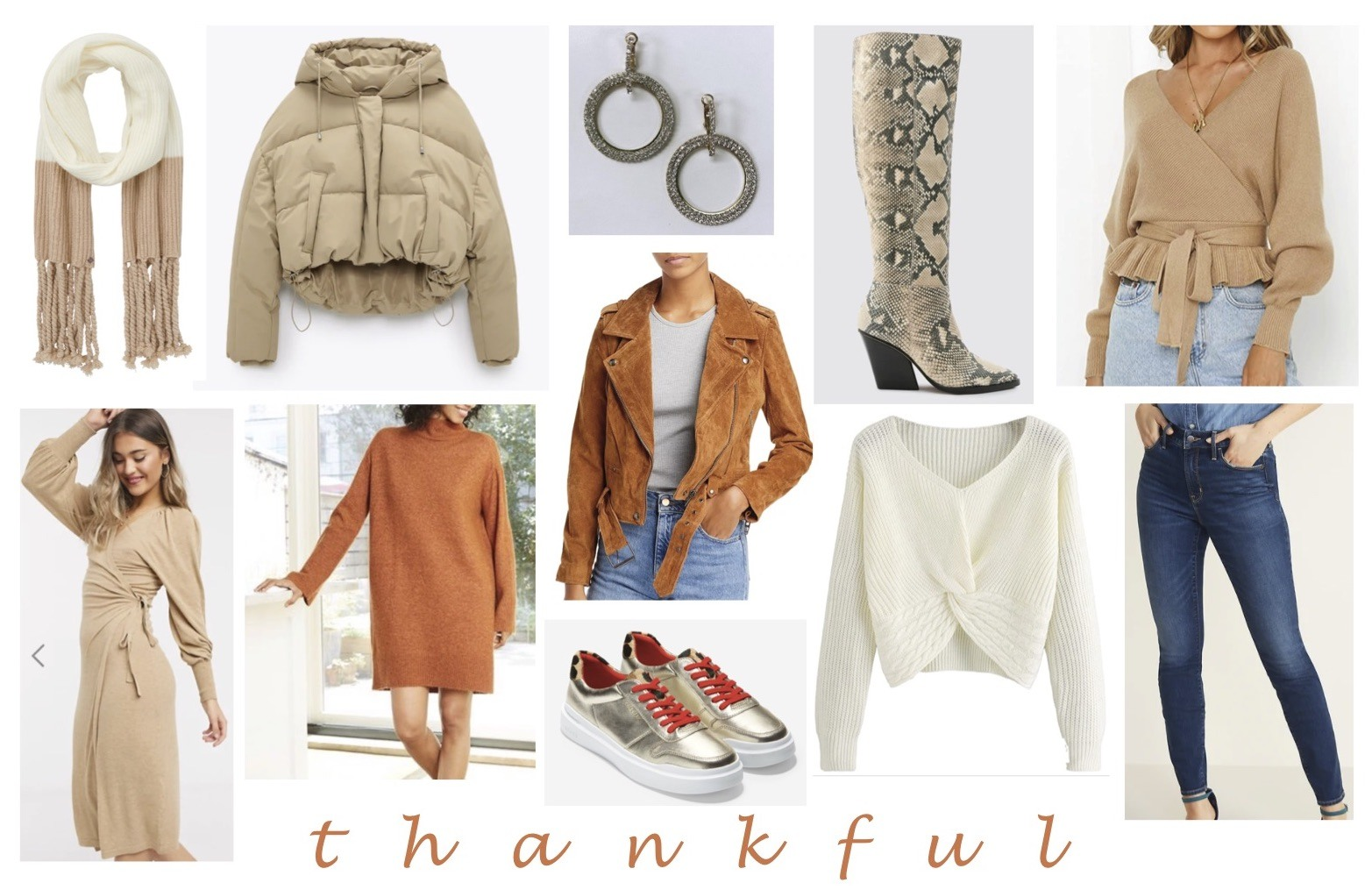 Give Thanks To Fashion