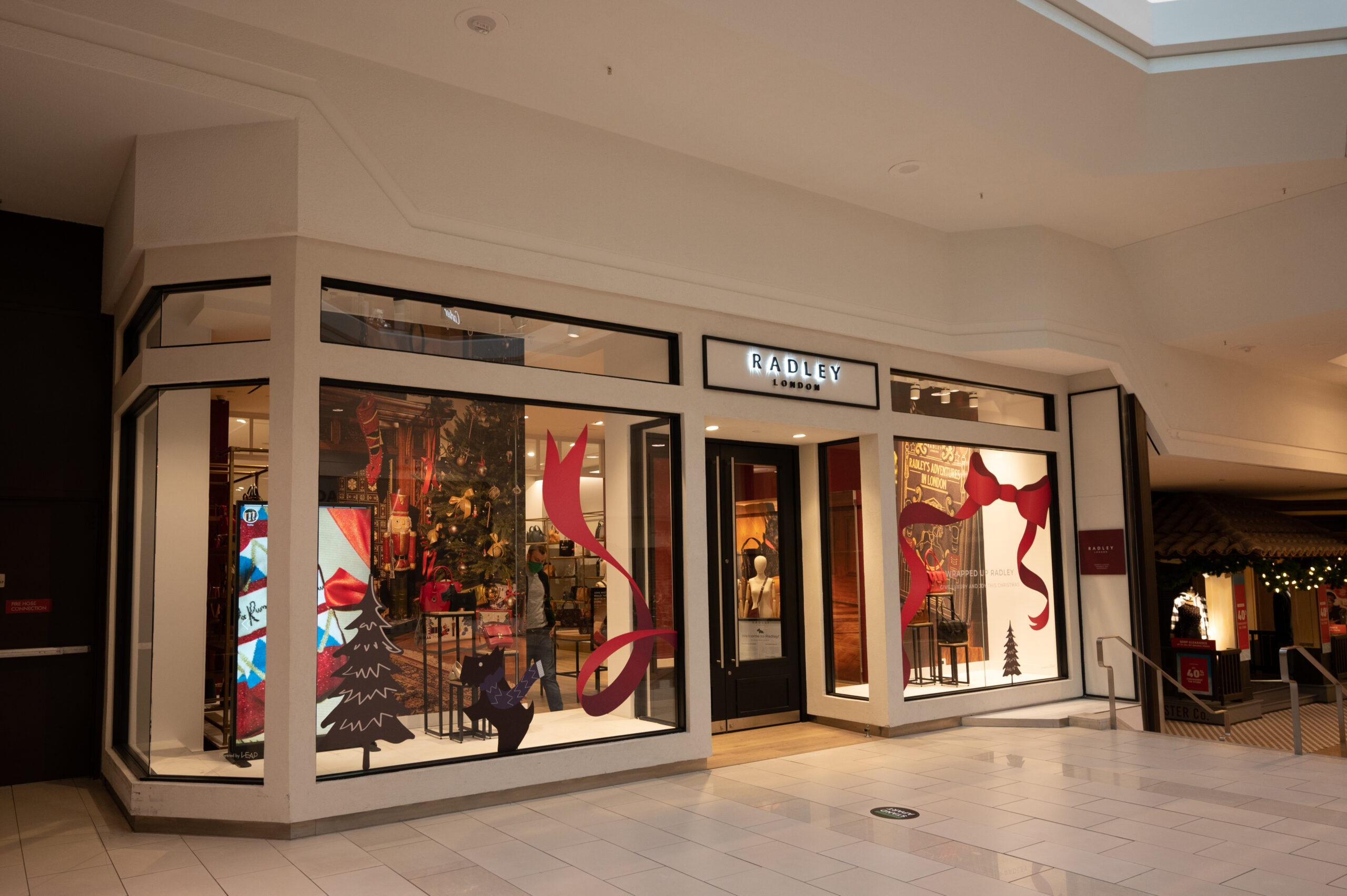 Radley London Opens First US Retail Pop Up In Short Hills Mall