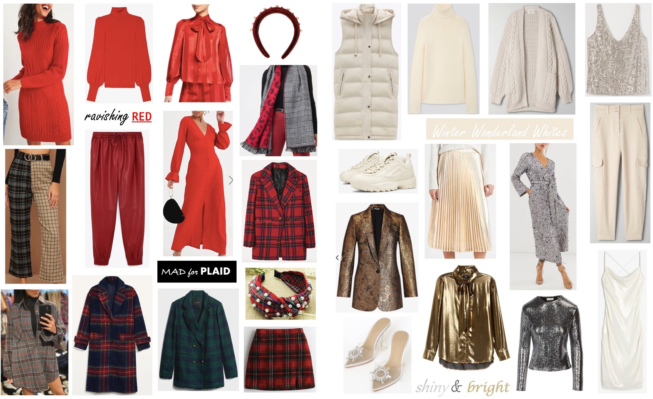 Winter Lookbook: But What Would I Wear?