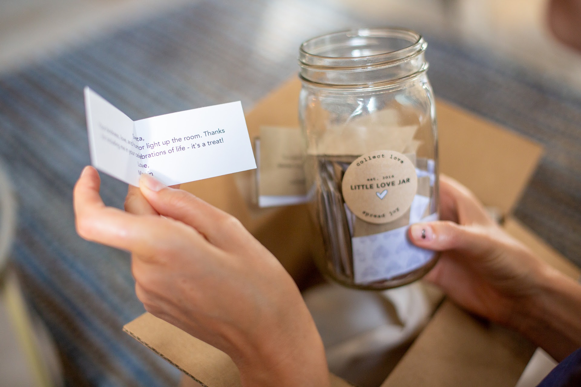 Little Love Jar: The Gift That Gives Back