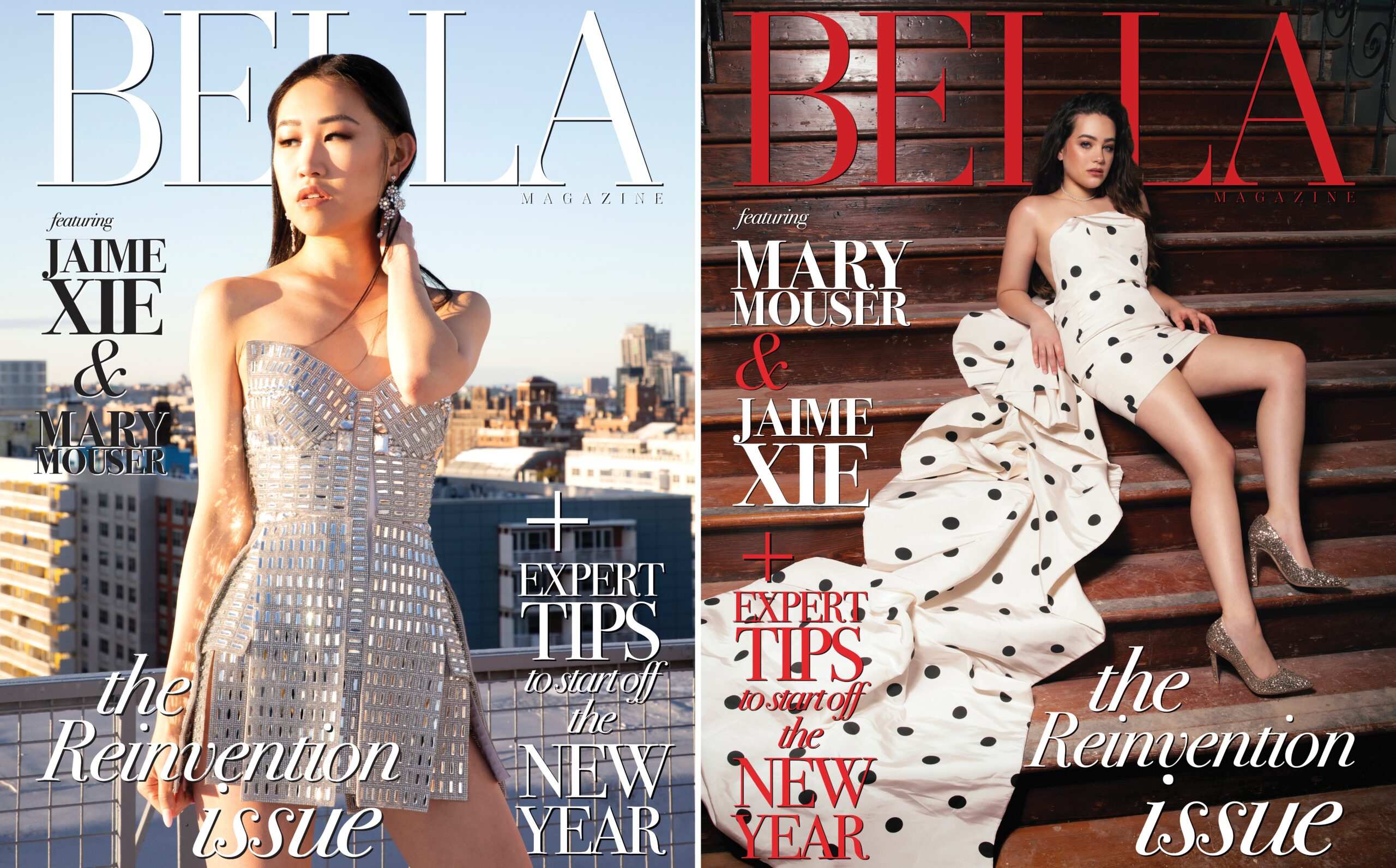 BELLA Magazine Features Jaime Xie On First-Ever Asian Cover