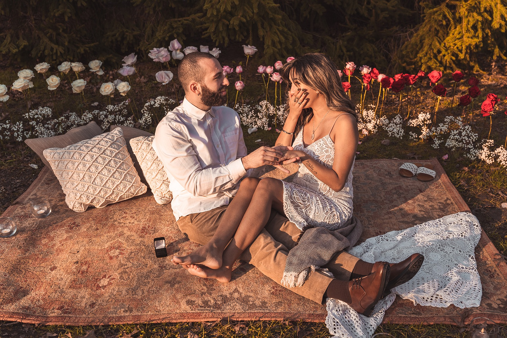 """Personalized Proposals for NJ Couples: The """"Say Yes To Love"""" Collaborative"""