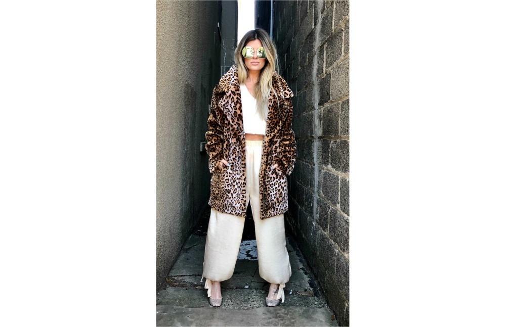 Heather's Haul: Heather Zwain Teaches Us To Style Sweatpants