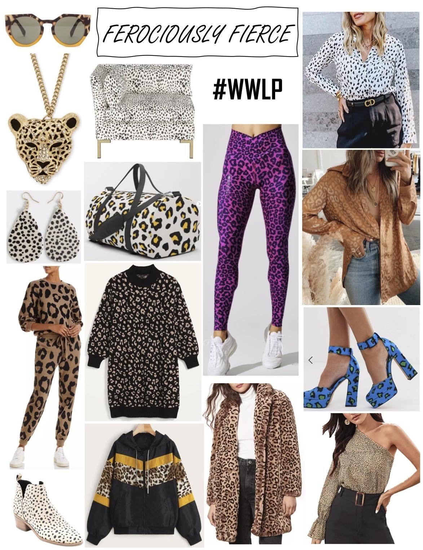 Hear Me Roar: How To Style Leopard Print