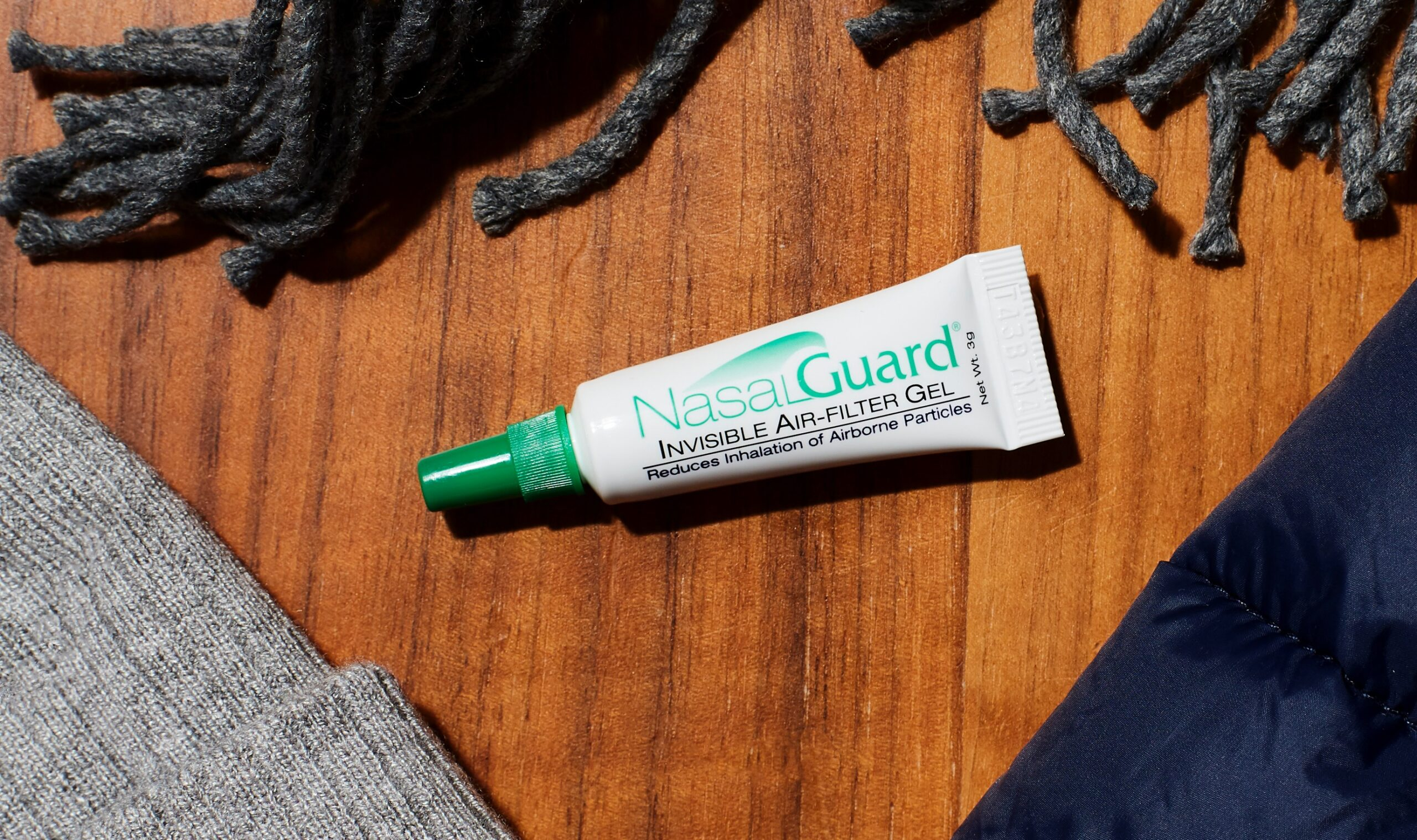Nasal Guard: The Answer to Our COVID-19 Prayers