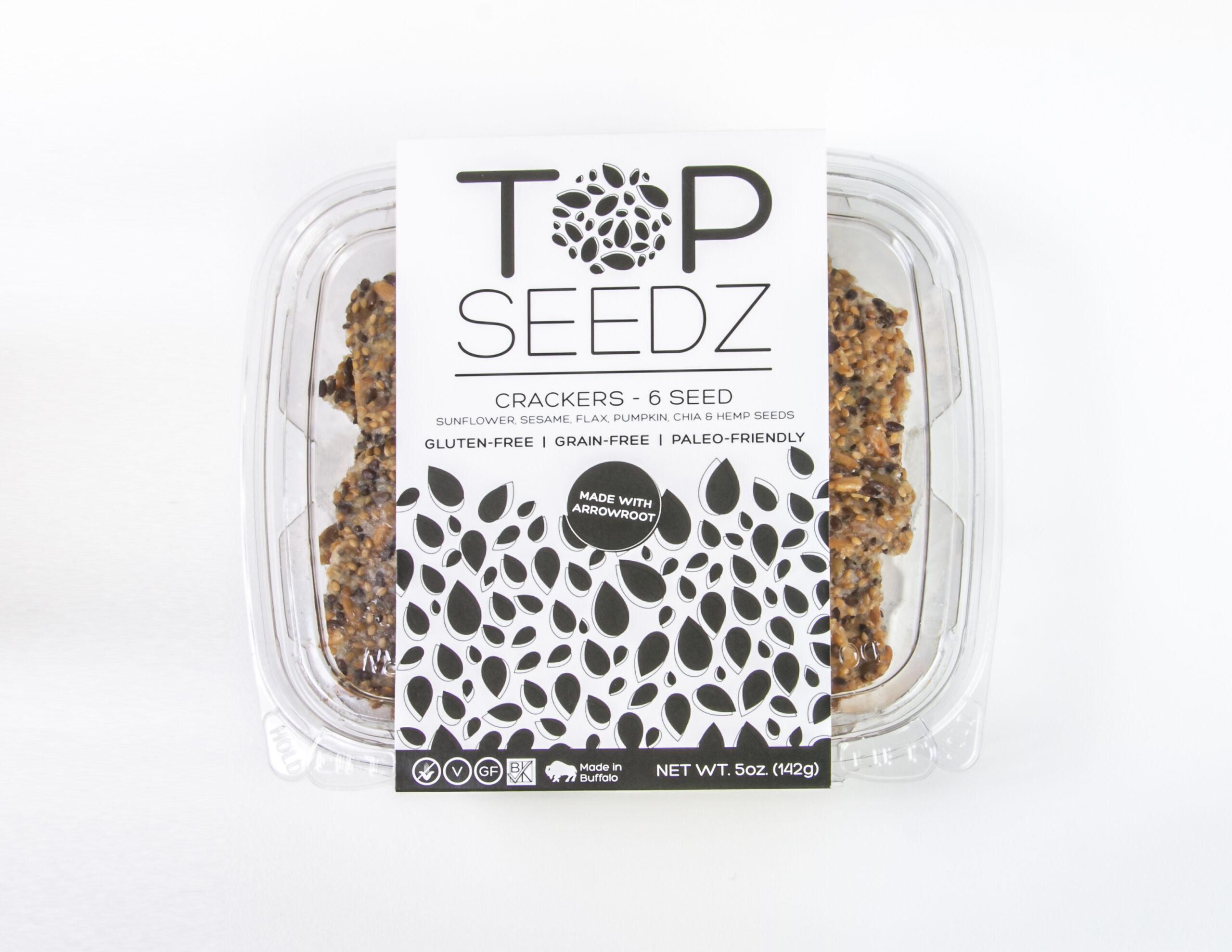 Top Seedz Cracker Founder Rebecca Brady Makes it a Mission to Help