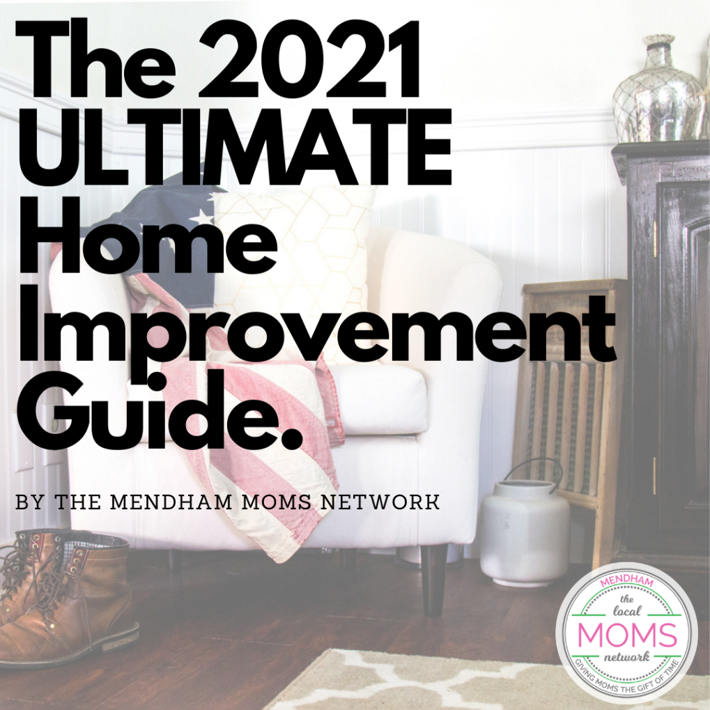 The 2021 ULTIMATE Home Improvement Guide