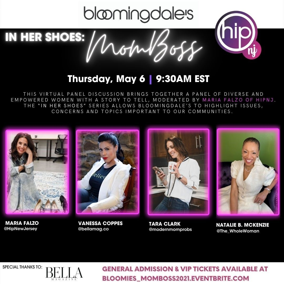 Bloomingdale's to Host Annual In Her Shoes: #MomBoss Event