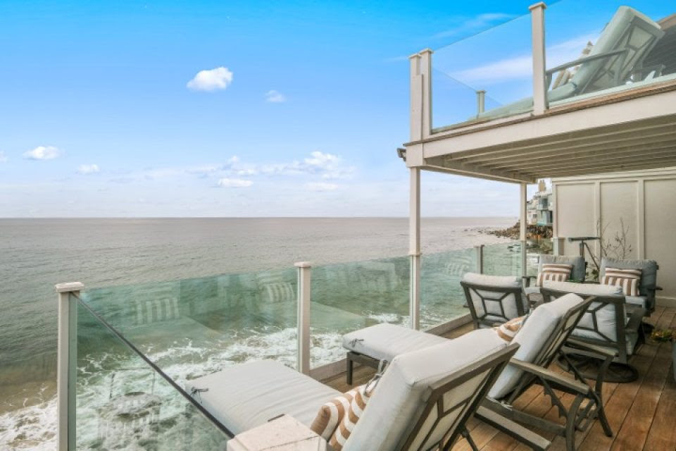 Judy Garland's Beach House & Bee Gees' Robin Gibb Mansion For Sale