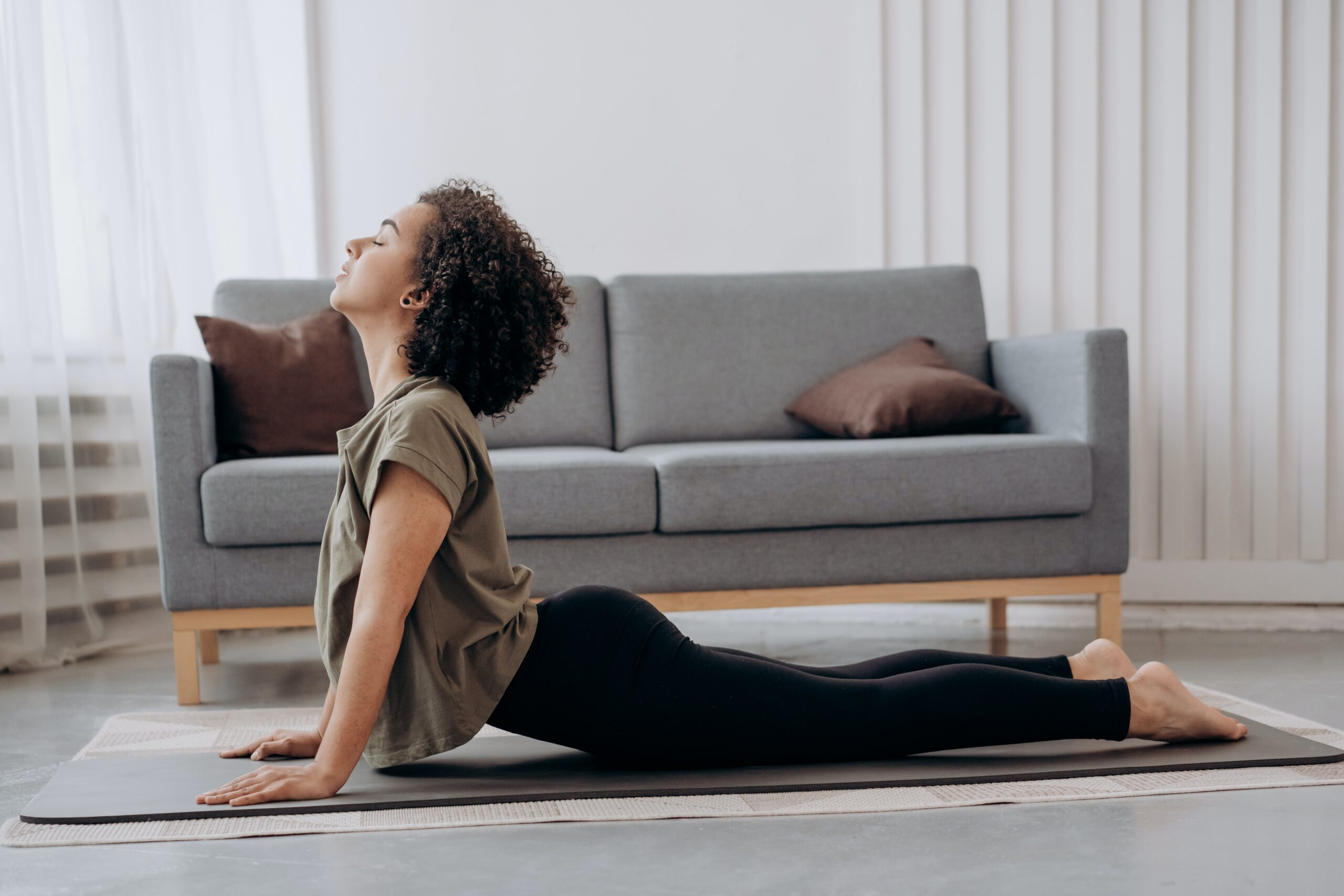 How To Become Fit and Healthy at Home