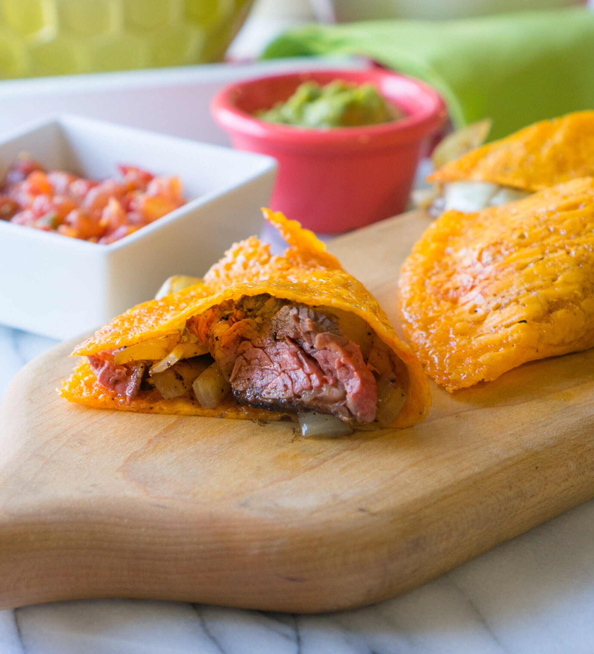 Folios Cheese Wraps with George Duran