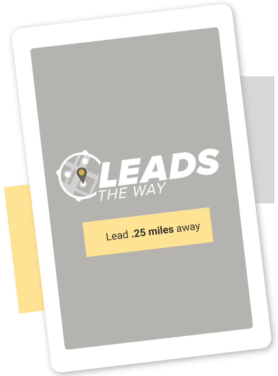 Leads the Way app