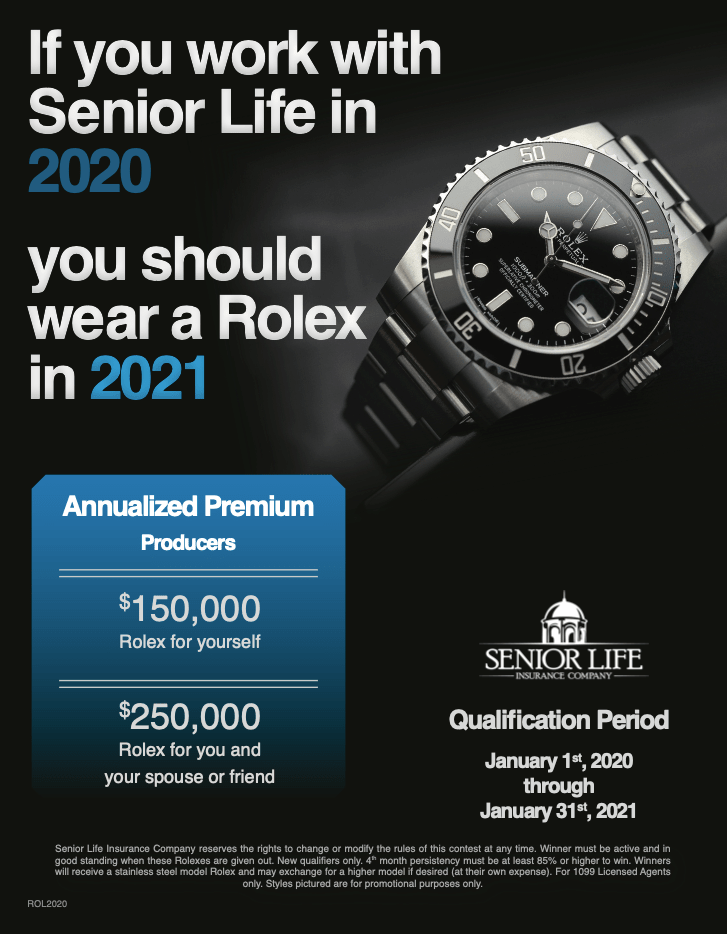 Rolex flyer
