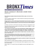 01-26-2017 Bronx Times_Bronx Commons to showcase a music venue