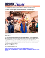 02-27-2017 Bronx Times Black History Double-Header at BMHC