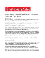 09-07-2017 Amsterdam News_Jazz Notes Donald Byrd Street