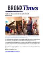 03-11-2017 Bronx Times – BMHC Remembers Elombe Brath