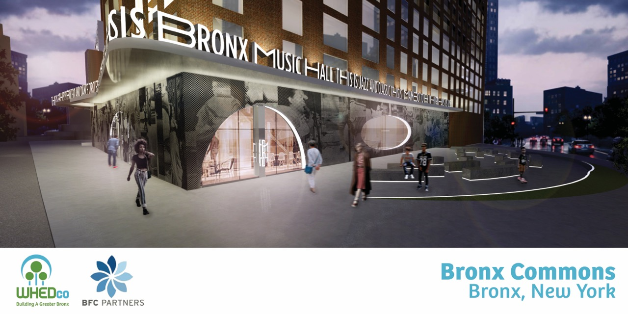 bronx commons rendering