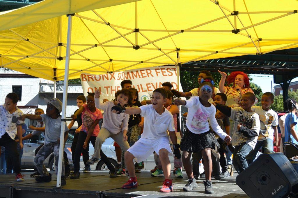 Bronx Summer Fest 2016