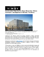 01-15-2019 YIMBY_Bx Commons Topping Off