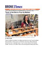 05-01-2019 BronxTimes_Taste of the Bronx at Bronx CookSpace