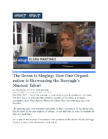 09-04-2019 NY1_The Bronx is Singing How One Org is Showcasing the Boroughs Musical Talent