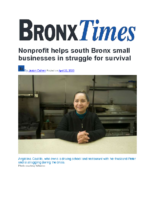 04-22-2020_BronxTimes_Nonprofit helps south Bronx small businesses in struggle for survival
