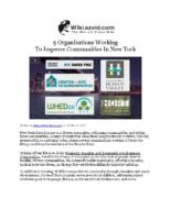 03_28_2021_Wikiezvid_5_organizations_working_to_improve_communities_in_new_york