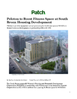 06_03_2021_PatchNews_Peloton_to_Boost_Fitness_Space_at_South_Bronx_Housing_Development