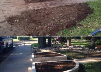 Planter bed