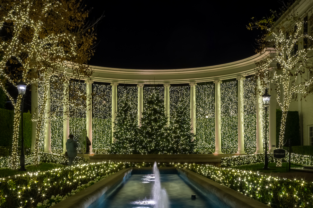 Christmas Light Installation Beverly Hills 26