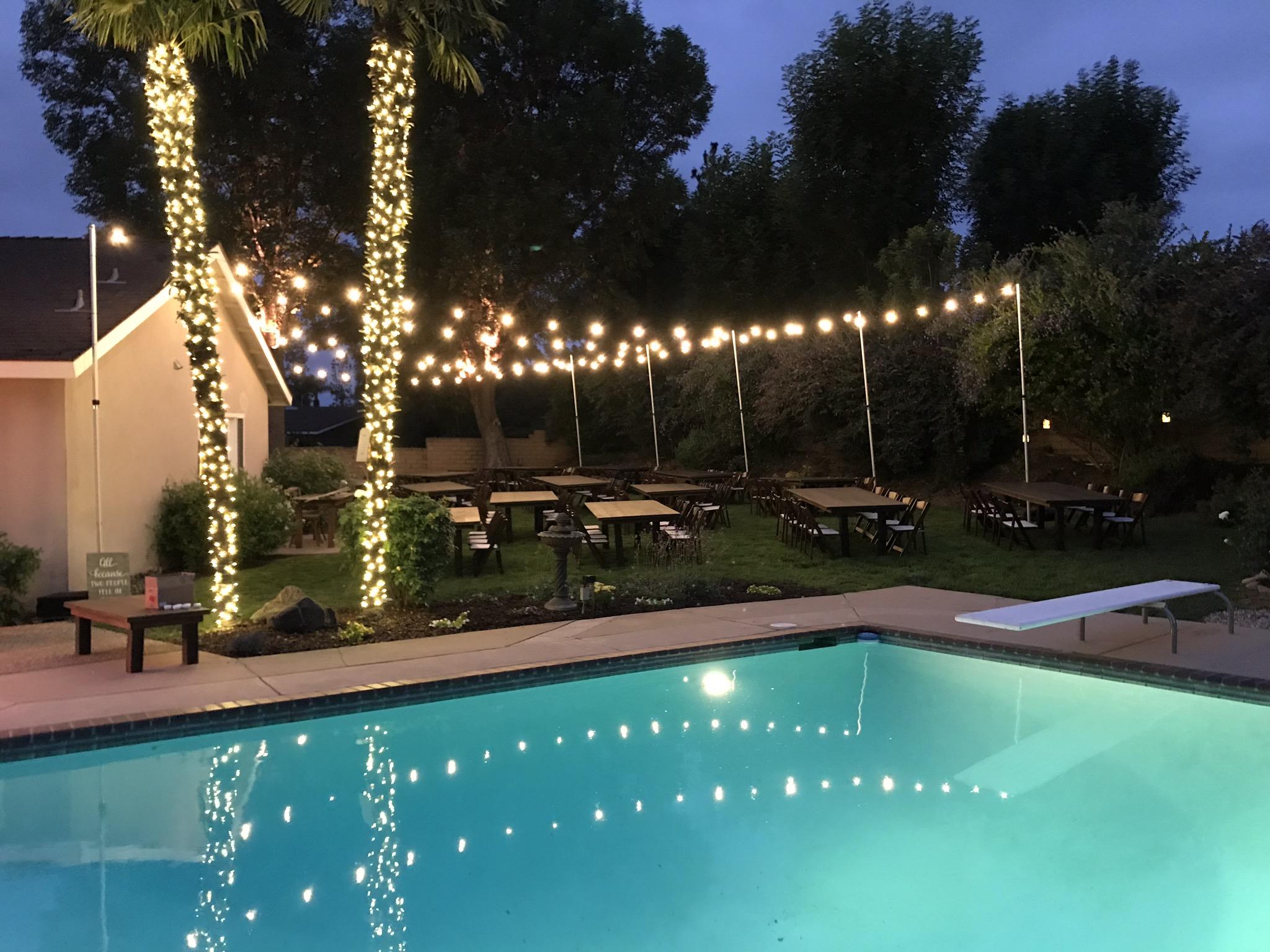 Event Lighting