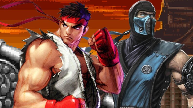 Fighting Games for PS2