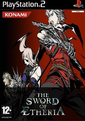 The Sword of Etheria cover
