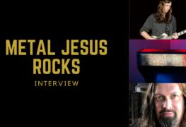 metal jesus rocks