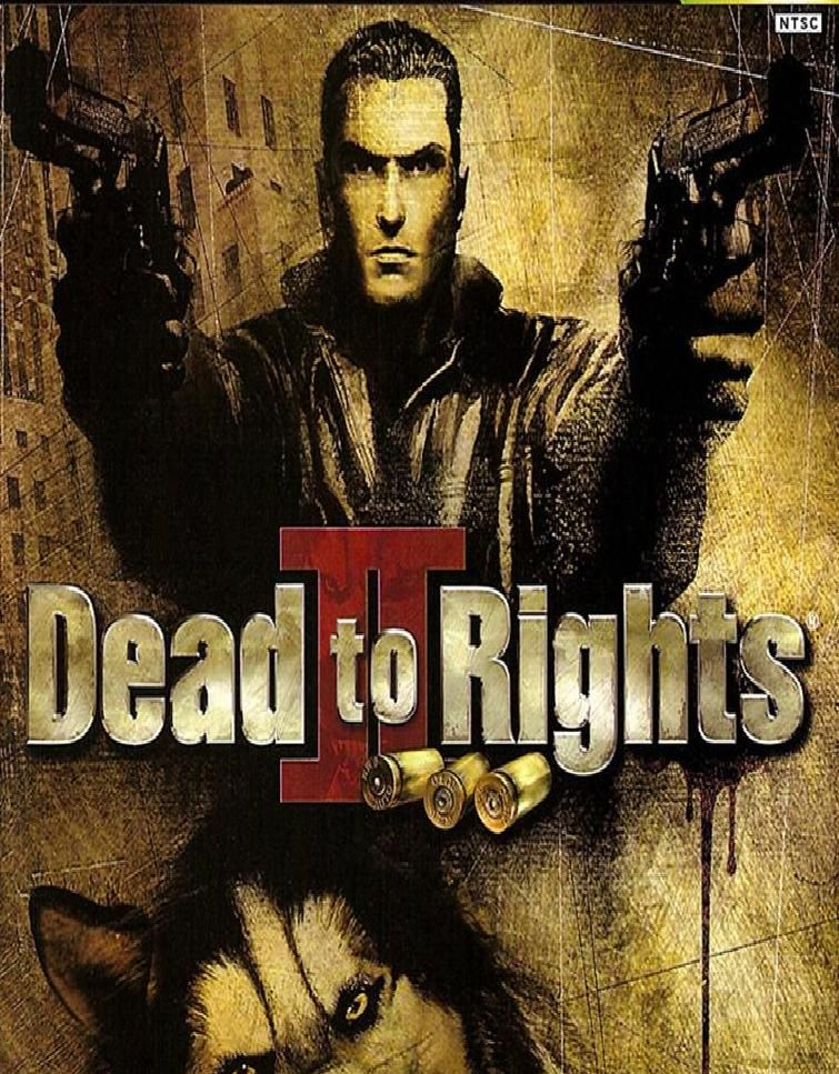 dead to rights 2- max payne