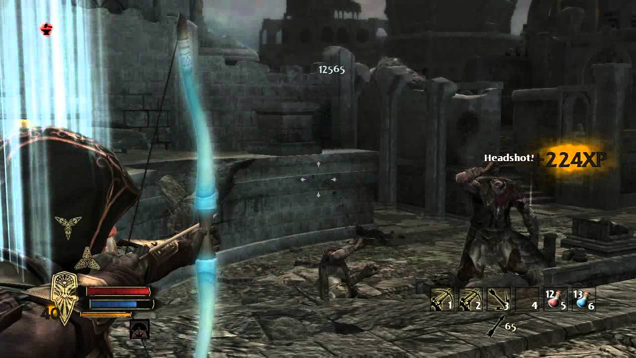 Underrated PS3 Local Multiplayer- The Lord of the Rings: War in the North