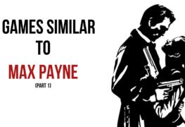 games like max payne