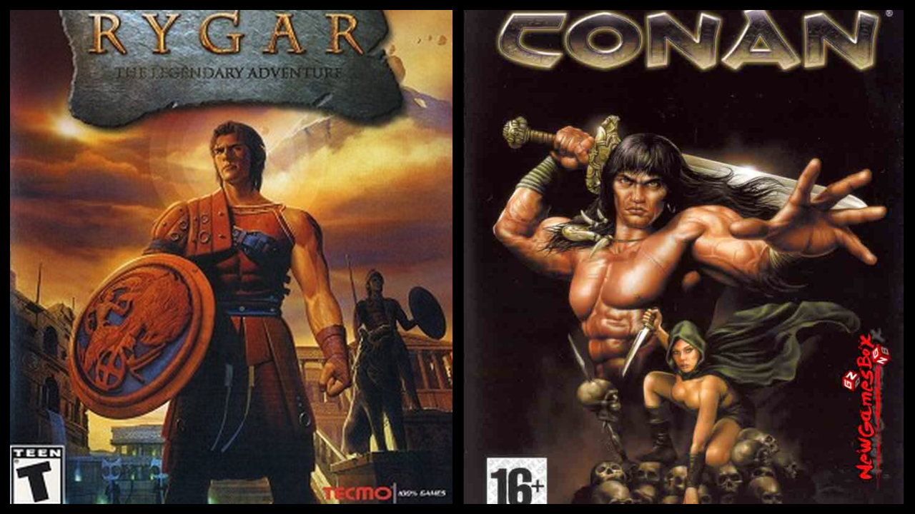 conan god of war