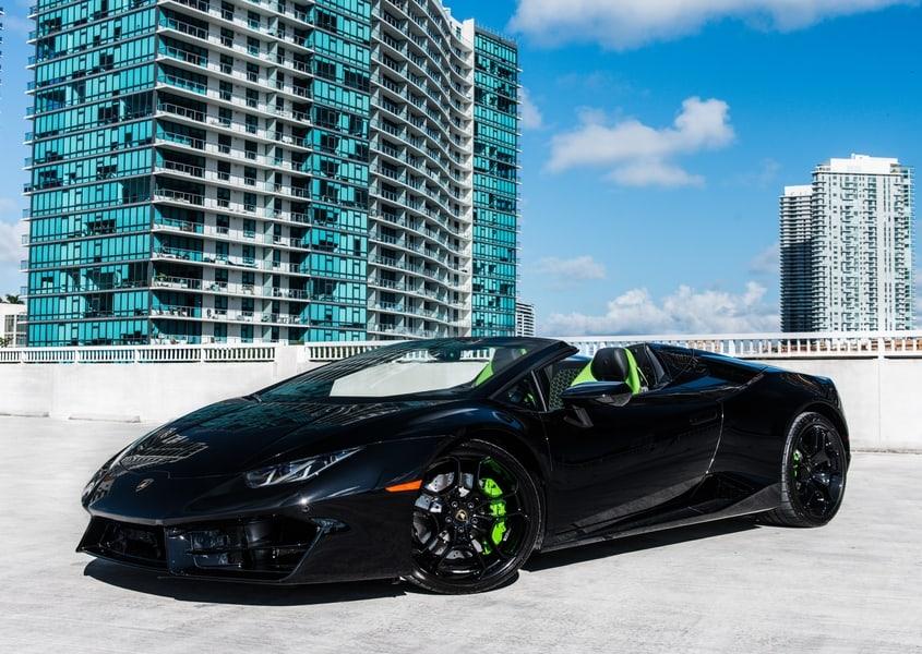 Lamborghini Huracan Rental