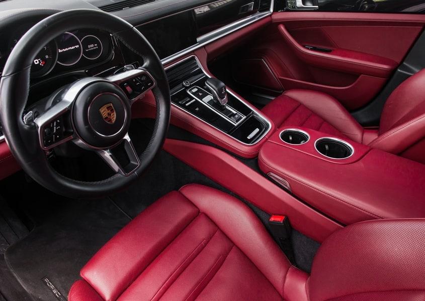 Porsche Panamera for rent