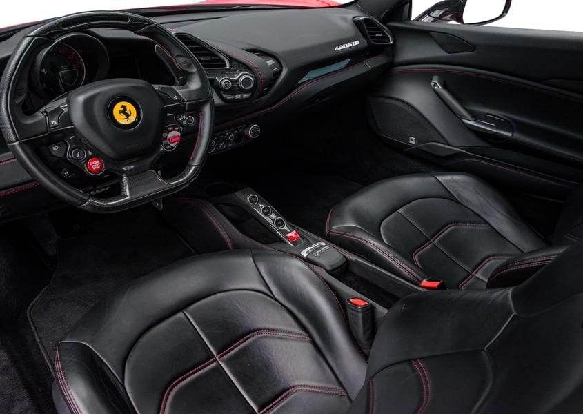 Rent Ferrari 488