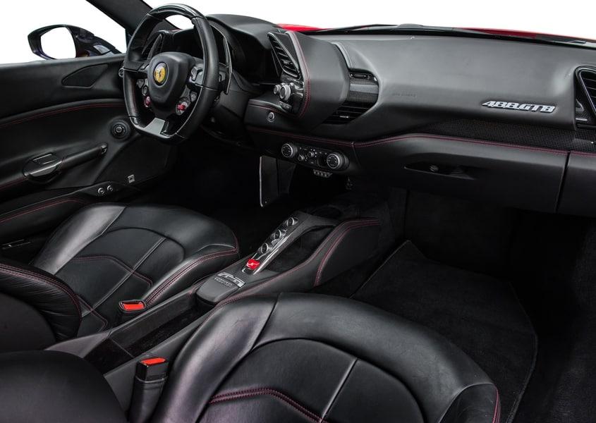 Rent Ferrari 488 in Miami