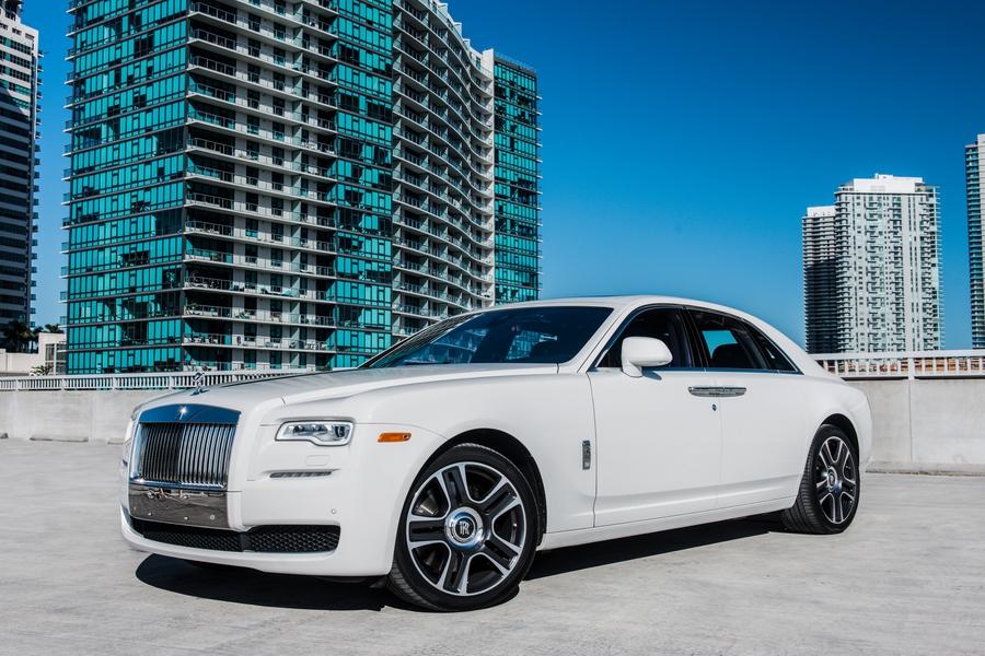 Rolls Royce Ghost Rental MIami