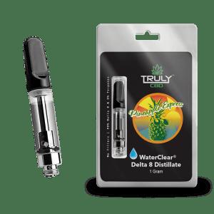 Pinnapple Express Delta 8 Cartridges