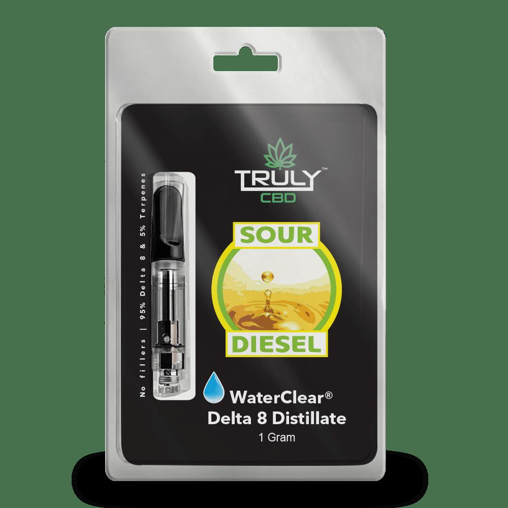Sour Diesel Delta 8 Cartridge